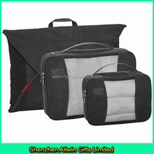 High quality Nylon Ripstop travel bag organizer/travel organizer set