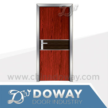 Two Color Ecological Door