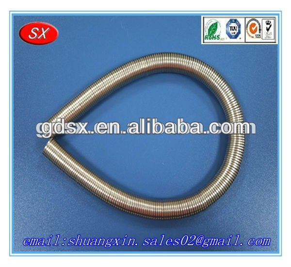 Customized cheap stainless steel oil seal spring,tein spring,retainer spring ,ISO9001