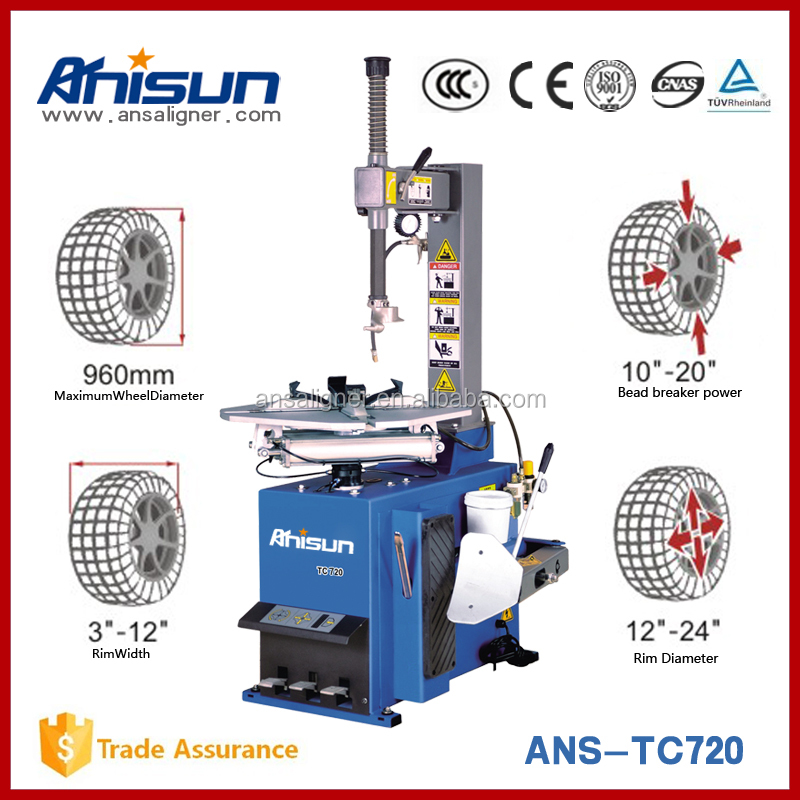 New products china supplier tire changer machine