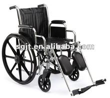 Carbon steel manual wheelchair provider