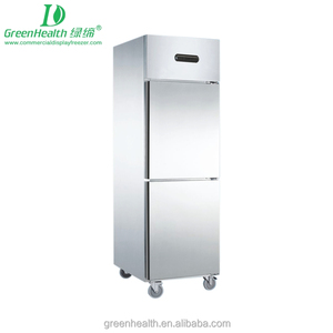 Stainless Steel Kitchen Refrigerator for Hotel/ Bakery Upright Freezer/Refrigerator Kitchen Equipment For Sale