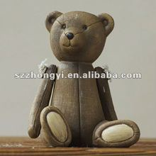 Classica resina <span class=keywords><strong>teddy</strong></span> <span class=keywords><strong>bear</strong></span>/<span class=keywords><strong>teddy</strong></span> <span class=keywords><strong>bear</strong></span> figurine decorazioni per la casa