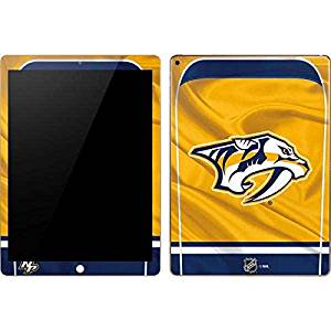 NHL Nashville Predators iPad Pro Skin - Nashville Predators Jersey Vinyl Decal Skin For Your iPad Pro