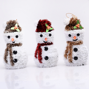 Huandi Cheap Best Selling Christmas Decorations Toy Snowman HD-18SDGJ-AD