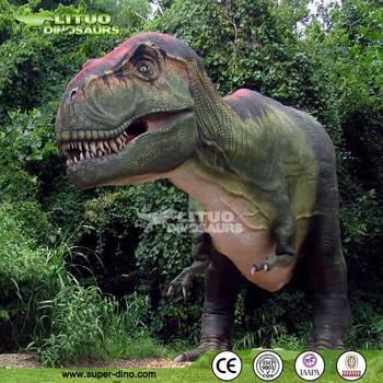 Real Dinosaurs T Rex Dinosaur King Real Siz...