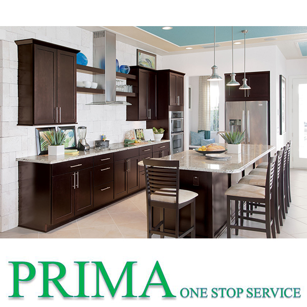 Built semi custom kitchen cabinets construction