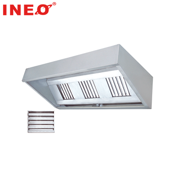 Good Quality commercial restaurant kitchen chimney hood