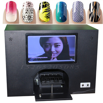 Digital Nail Art Printer For Sale Ce Approved With 3 Years ...