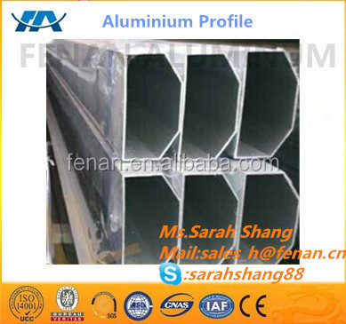 wall mounted aluminum extrusion profiles for electronic anodizing switch box