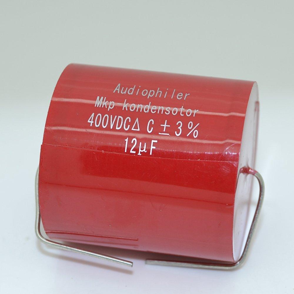 2pcs MKP CYCAP 30uf 400v Capacitor Capacitor Tubular Audio Capacitor-4362