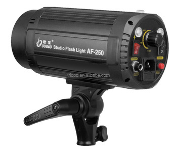 OUBAO AF-250 SMART series photo studio flash light