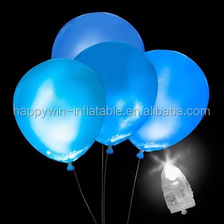 High Quality Wholesale Flashing Led Balloon 12 Inch Large Latex Balloon For  Wedding Decoration - Buy Flashing Led Balloon,Transparent Latex