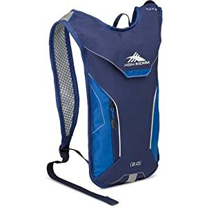High Sierra Classic 2 Series Wave 70 oz. Hydration Pack, True Navy, 70 OZ.