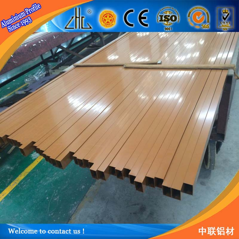 Hot! Made In China Aluminium Powder Coating Aluminum Tubular ...