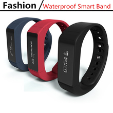 2016 New Original iwown I5 Plus Smart band Waterproof Bluetooth4.0 Smartband Pk Xiaomi 1S Smart Band Bracelet for iPhone Android