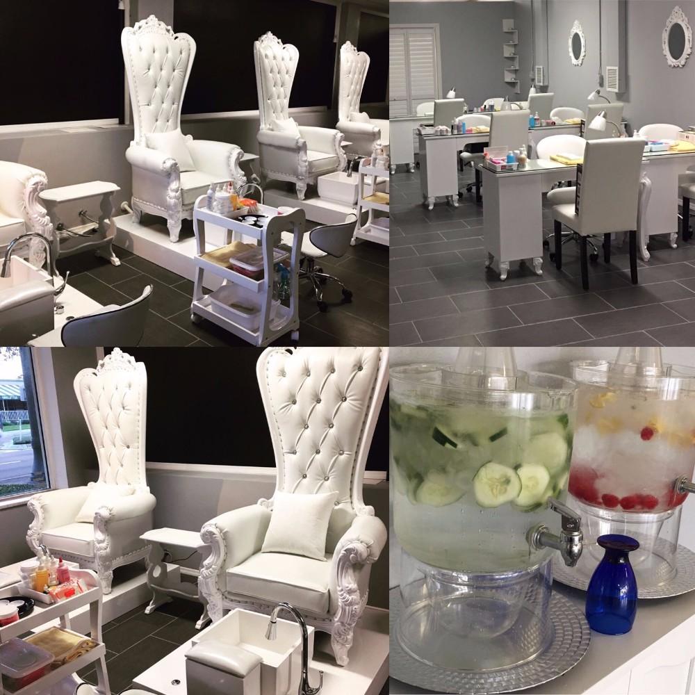 Groothandel Pedicure Benodigdheden Spa Stoelen Luxe Nail Salon ...