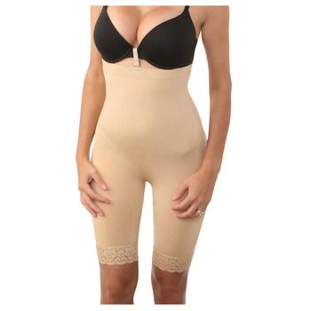3632f941b85eec Women Waist Cincher Girdle Tummy Slimmer Sexy Thong Panty Shapewear Full Body  Shaper Suit