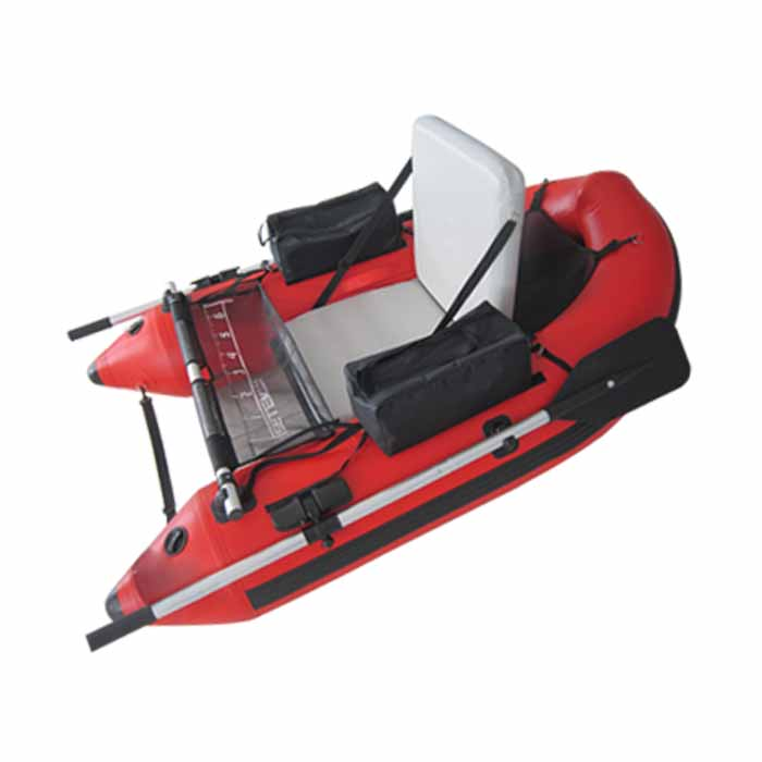 Mini fly fishing one or two person OEM custom float tube inflatable fishing <strong>boat</strong>