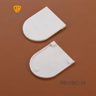 roller blind mechanism plastic cover for brackets