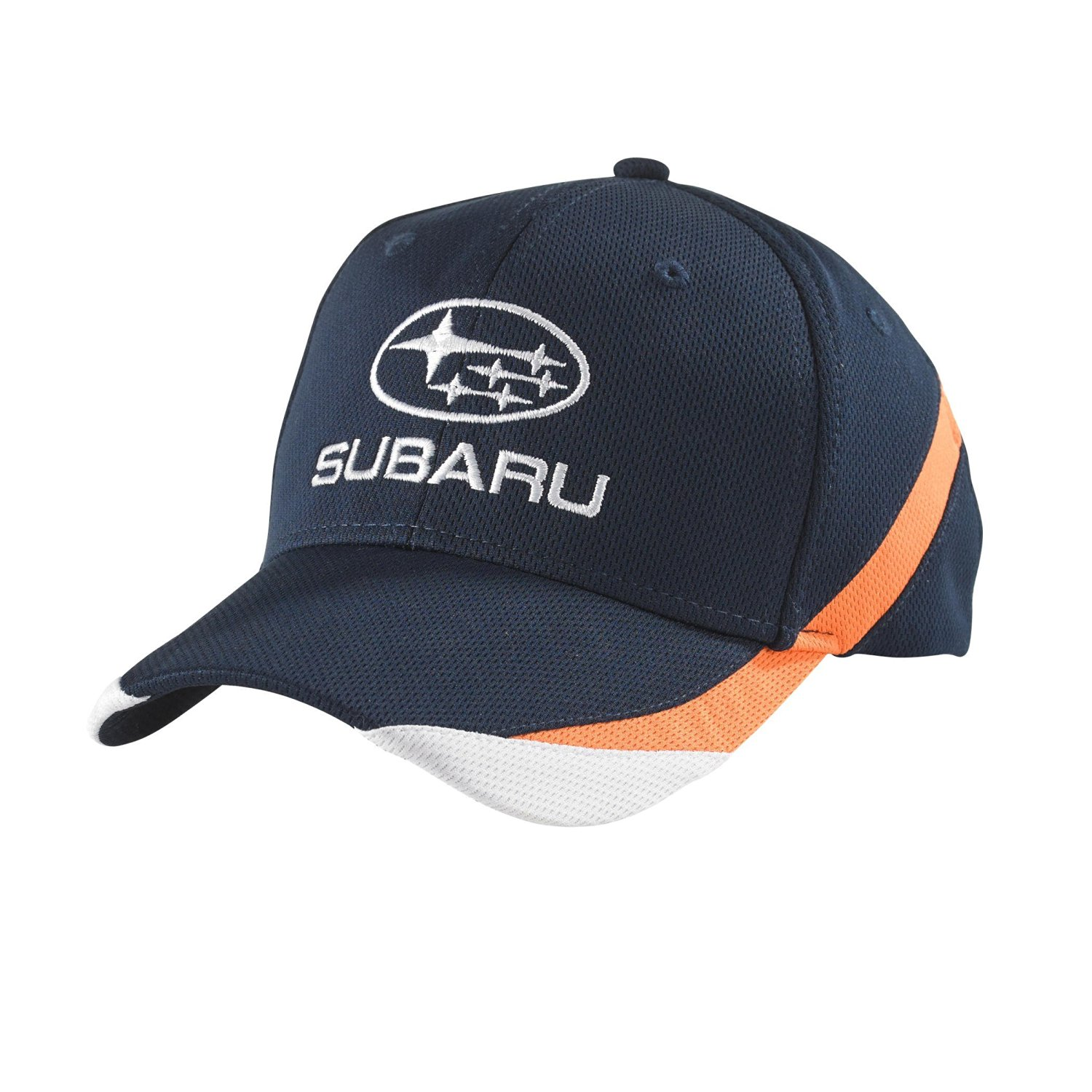 1fd4f25d42759 SUBARU Tri Color Cap Hat Genuine Sti Rally Racing WRX Sti Impreza Forester  New