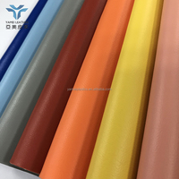 high UV inhibitors upholstery vinyl PVC synthetic leather for stadium seat