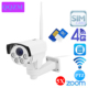 3G 4G GSM Mobile Phone Access Wireless CCTV Security Camera with Sim Card for Pet Baby Monitor