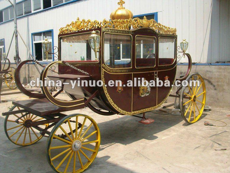 Luxury Royal Horse Carriage/royal Horse Wagon/royal Horse Cart ...