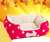 2015 New design Pets lovely beautiful warm comfortable winter dog house
