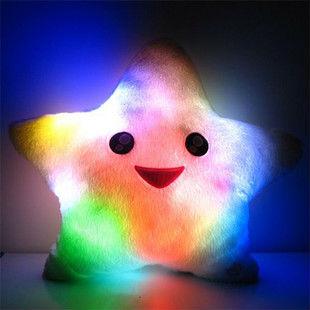 Led Star Pillow Lighting