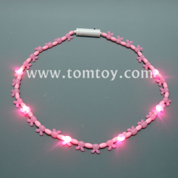 Rabbit LED Beads Necklace
