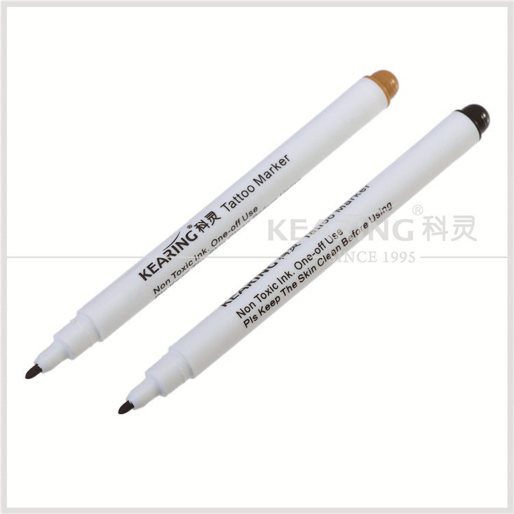 Chinese Manufacturer Temporary Tattoo Marker Pen Drawing Pictures On Body Similar Like Real Tattoo Washed Off By Scrub Tm10 Buy Temporary Tattoo