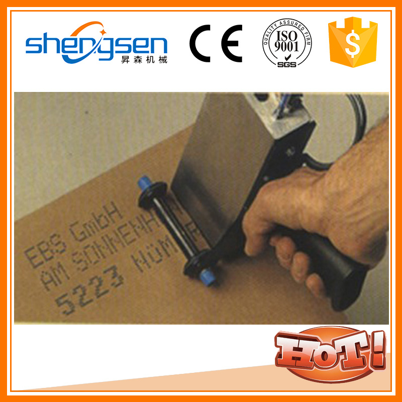 Handheld Industrial Inkjet Printer