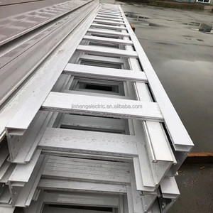 Cable Tray Galvanized Ladder Type Price List