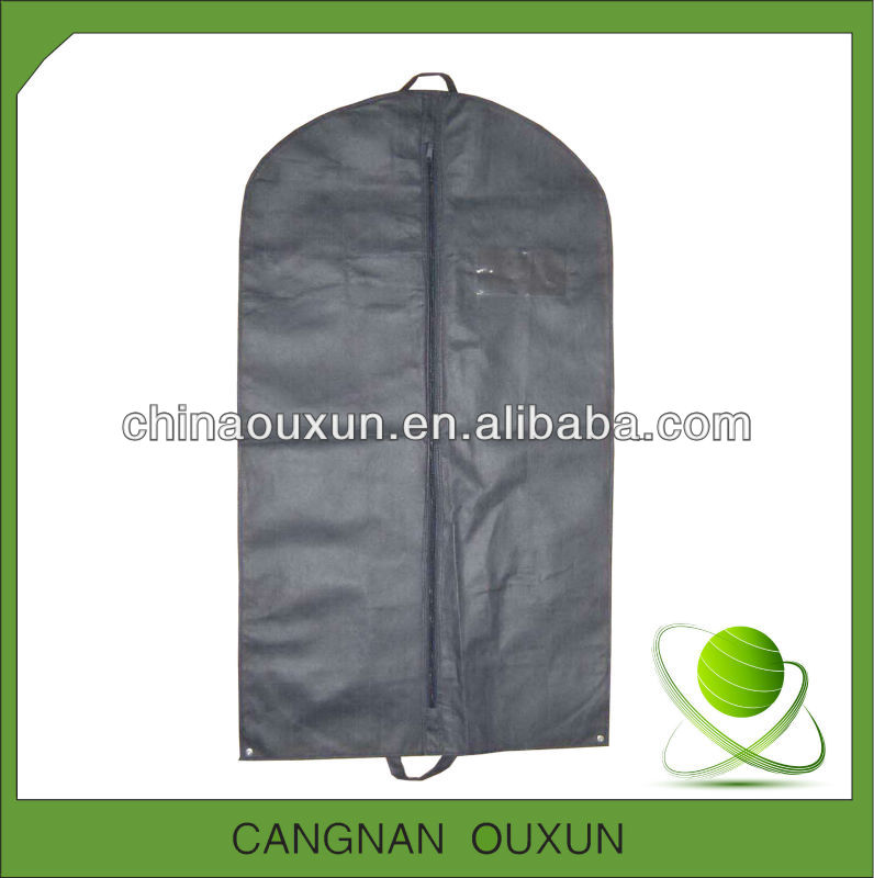 Dependable fabric garment bag,garment packaging bag,garment bag dry cleaning