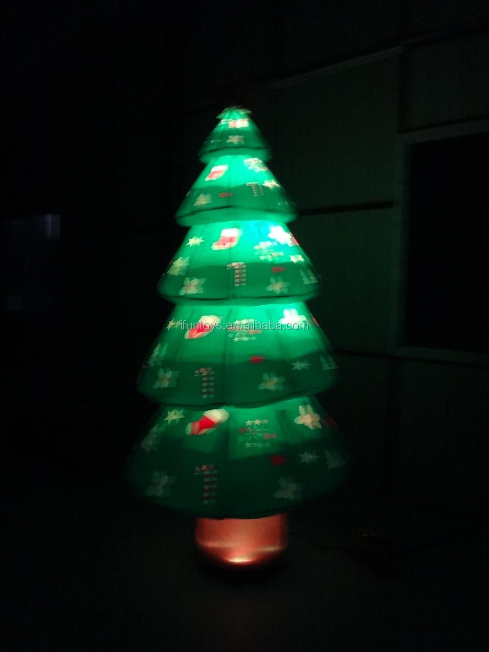 Inflatable  Christmas Globe Ball