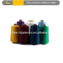QIAOCHU- 6-066 bag closer polyester spun yarn 10 2 10 3 10 4 polyester spun yarn virgin polyester spun yarn 10 2