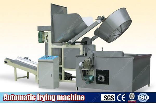 fried machine suppliers