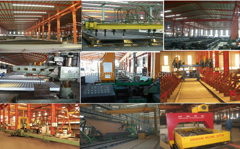 new design cheap steel frame prefabricated warehouse