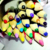 "7"" 36 pack paper tube colored sketch pencils kids stationery gift set"