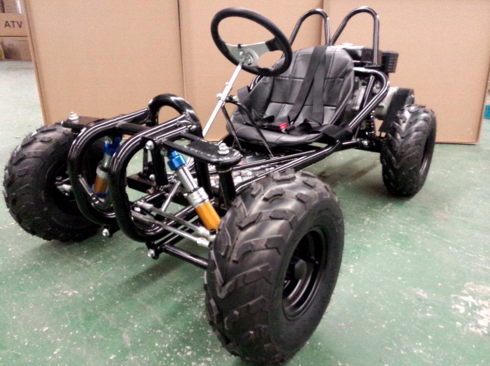 Single person racing cheap 196cc Mini Go Kart for sale, View go ...