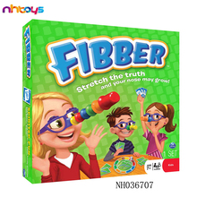 New Funny Educational Toys Fibber Game Set for Kids