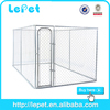 low MOQS galvanize tube large custom made dog cage