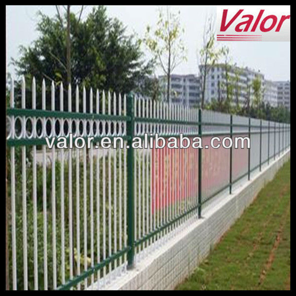 50*100MM or 50*200MM Anping Airport Perimeter Fence