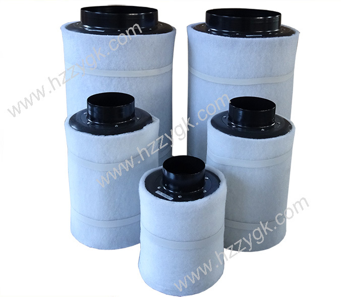 China Top One Grow Tent Ventilation Kit Hydroponic Active Carbon ...