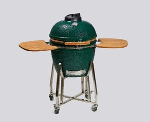 outdoor cooking kamado ceramic grill big green egg