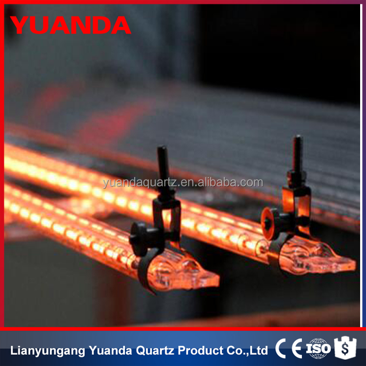 YUANDA shortwave infrared paint curing lamp