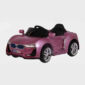 2018 Racing Game Car Four Wheel Drive Electric Car for Kids with Cool Double Door