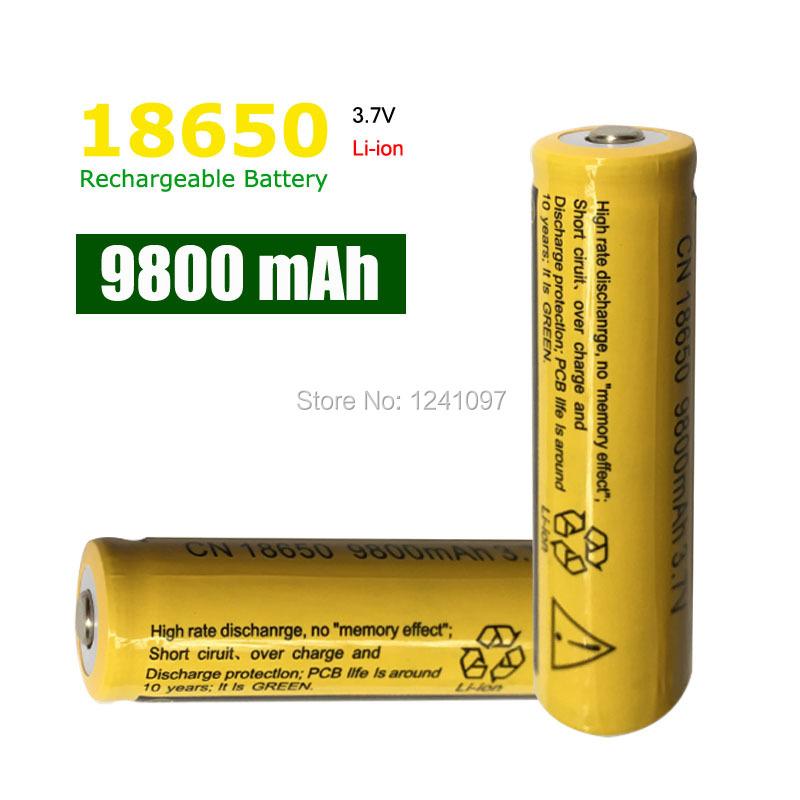 8x18650 rechargeable batteries not aa battery 9800mah lithium li ion battery flashlight. Black Bedroom Furniture Sets. Home Design Ideas