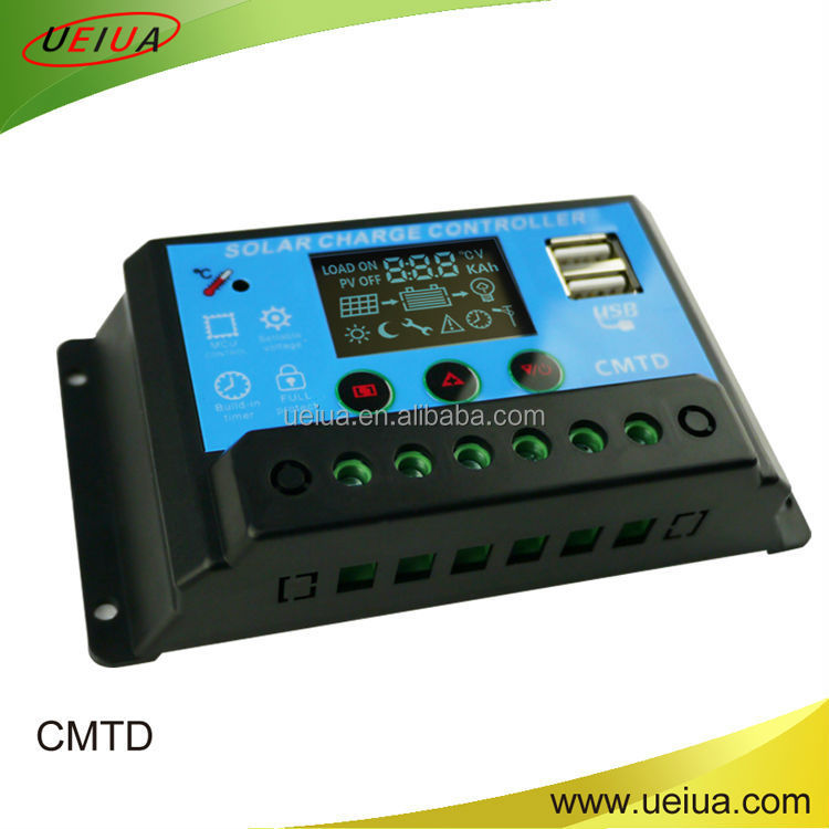 Pwm Solar Charge Controller Manual With Load Output Switch